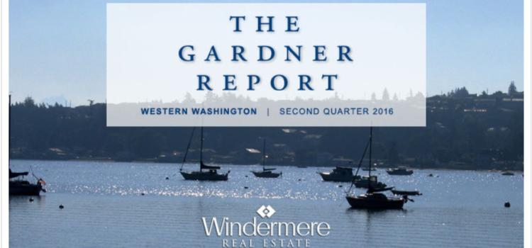 QUARTERLY UPDATE: Western Washington Real Estate Market