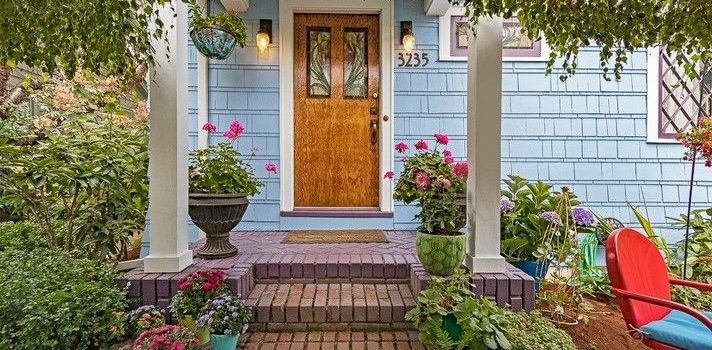 NEW LISTING: Dreamy Mount Baker Craftsman with Separate Apartment