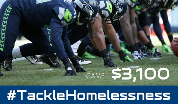 Windermere Real Estate Teams with Seahawks to Help Homeless Youth