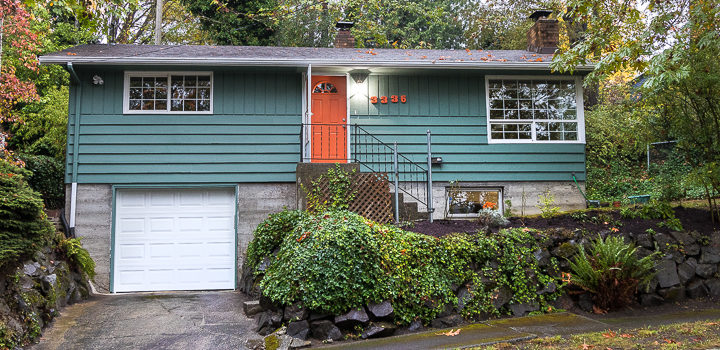 NEW LISTING: Sharp & Sunny Mount Baker Home