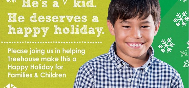 Let's Make the Holidays Bright for Kids in Foster Care!