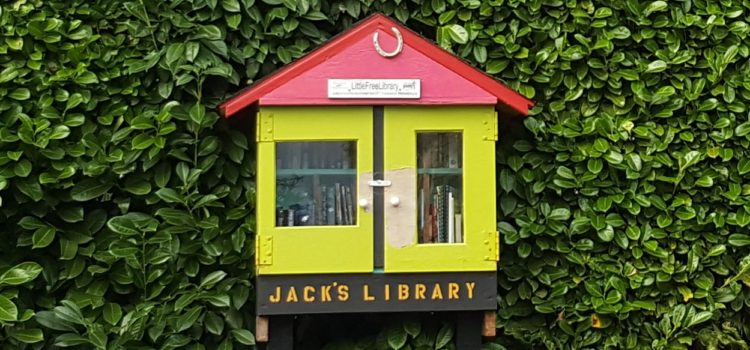 GUEST POST: Libraries on the Loose! 26 Little Free Libraries in South Seattle