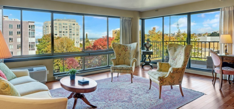 NEW LISTING: First Hill Big Sky Condo