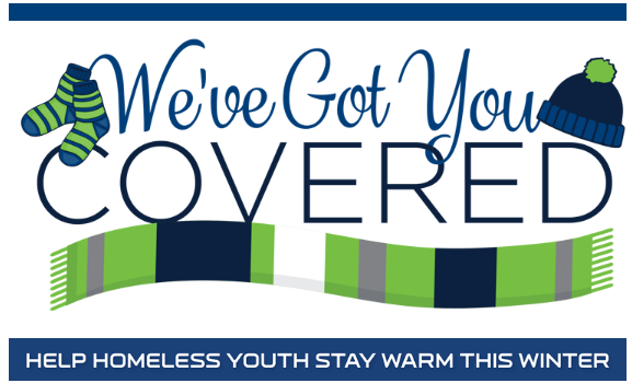 Help Us Keep Homeless Youth Warm This Winter