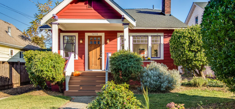 SOLD: 1920s Craftsman Bungalow in the Heart of Columbia City