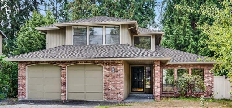SOLD: Spacious 2-Story Home in Mukilteo
